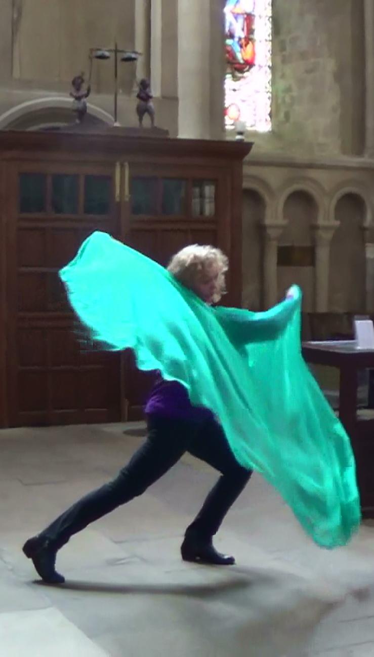 Wings of Faith Sacred  Christian Dance