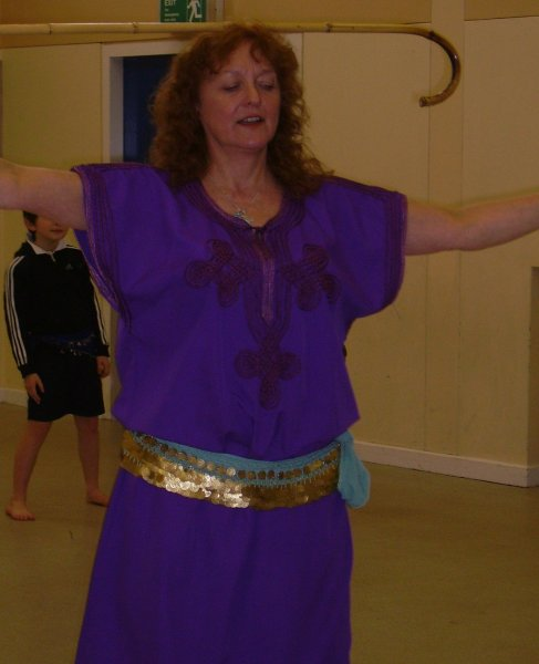 Egyptian Stick Dance