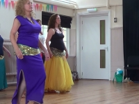 Egyptian dance workshop led by Lorraine Theobald