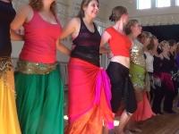 Egyptian dance workshop