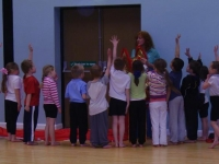 School Dance Workshop multicultural world