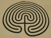 Labyrinth for dance