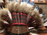 Native American Indian headress