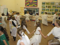 Ancient Greeks dance workshop