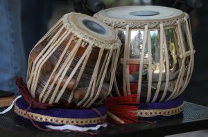 Indian tabla drums